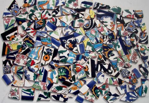 Kg Frostfeste Mosaik Bruchfliesen Bruchmosaik Fliesenbruch - Mosaik fliesen frostfest